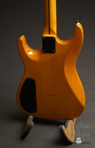 2008 Marchione Custom Strat Style Solid Spruce Electric Guitar