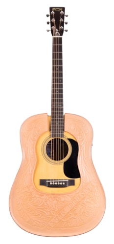 2008 Martin D-28 Elvis Presley Commemorative Edition Natural, Very Good, Call For Price!