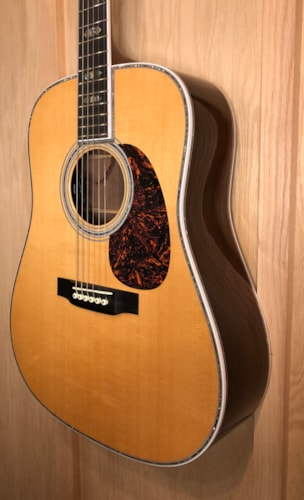 2008 Martin D-45 Natural, Excellent, Original Hard