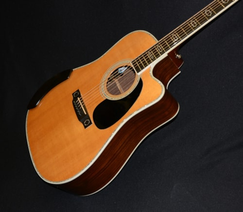 2008 Martin DC Aura Dreadnought