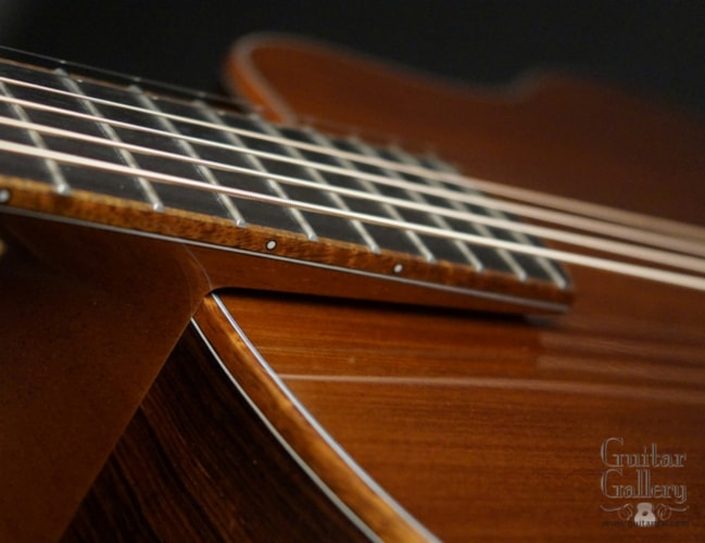 2008 McPherson MG-4.5 Madagascar rosewood, Excellent, Original Hard, Call For Price!