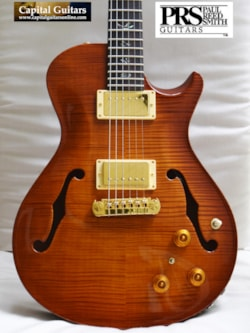 2008 Paul Reed Smith Singlecut Hollowbody with Artist Pkg
