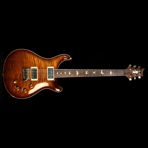 2008 Paul Reed Smith Used 2008 Paul Reed Smith Private Stock DGT David Grissom Electric Guitar Amberburst with Brazilian Rosewood Fretboard Excellent, $4,999.00