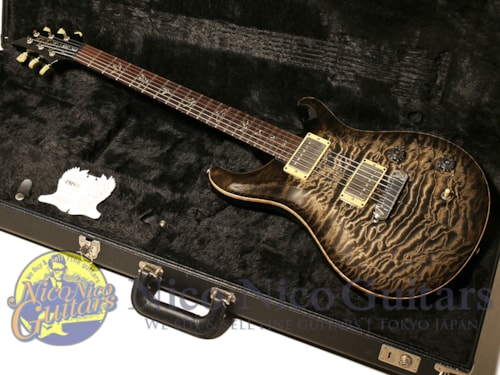 2008 PRS 57/08 Limited Run McCarty 10 Top QMT Charcoal Burst