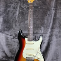 2008 Squier '60s Classic Vibe Stratocaster