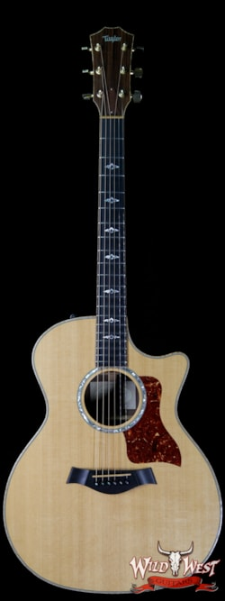 2008 Taylor 2008 Taylor 814CE Electric-Acoustic Guitar Ebony Fingerboard
