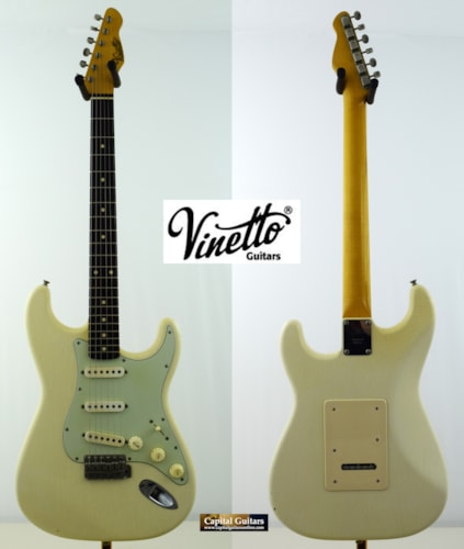 2008 Vinetto (Vince Cunetto) DC 60 SB Brazilian Olympic White