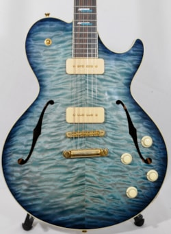 2009 Collings SoCo Deluxe 1-off