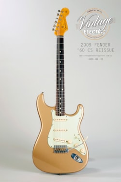 2009 Fender Stratocaster Custom Shop