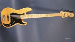 2009 Fender Tony Franklin fretted Precision Bass