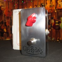 2009 Gas Pedals Gas Master Treble Booster