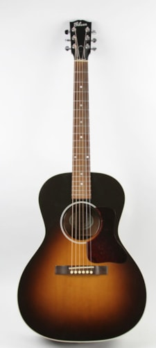 2009 Gibson Blues King L-00 Sunburst, Very Good, Hard, $1,599.00