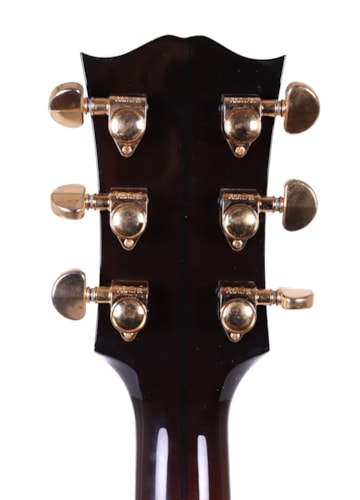 2009 Gibson J-200 with Fishman Ellipse Aura Pickup and Preamp