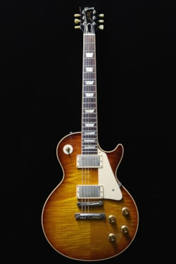 2009 Gibson Les Paul Billy Gibbons Pearly Gates 59′ VOS