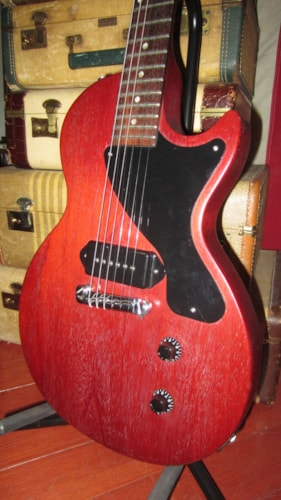 2009 Gibson Les Paul Junior Faded Faded Cherry