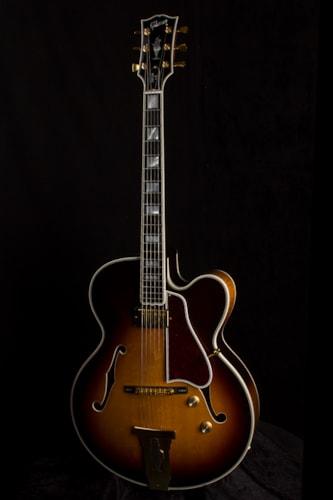 2009 Gibson Wes Montgomery L5 Sunburst, Excellent, Original Hard, Call For Price!