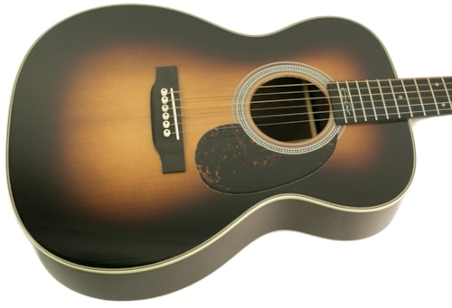 2009 Martin Eric Clapton Limited Edition 000-28M Shade-Top, Excellent, Original Hard
