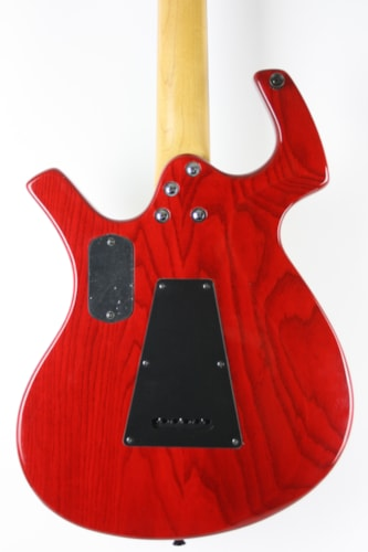 2009 Parker P-38 Transparent Red