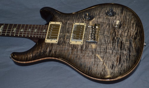 2009 PRS Limited Edition GC-45 Charcoal Burst