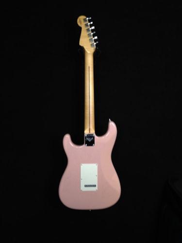 2010 Fender Custom Shop Custom Classic Stratocaster Shell Pink, Near Mint, Original Hard