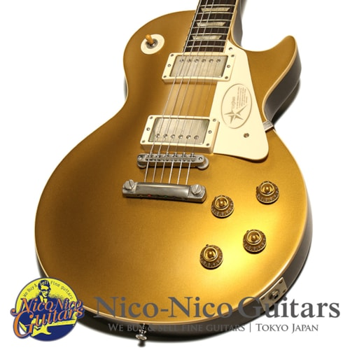 2010 Gibson Custom Shop Historic 1957 Les Paul VOS Dark Back Gold