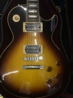 2010 Gibson Les paul custom slash signature
