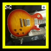 2010 Gibson Les Paul Standard Flame Top