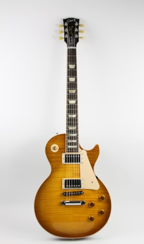 2010 Gibson Les Paul Traditional Plus Honeyburst, Excellent, Original Hard, $1,799.00
