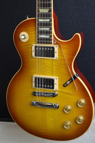 2010 Gibson Les Paul Traditional Sunburst, Excellent, Original Hard, $2,100.00