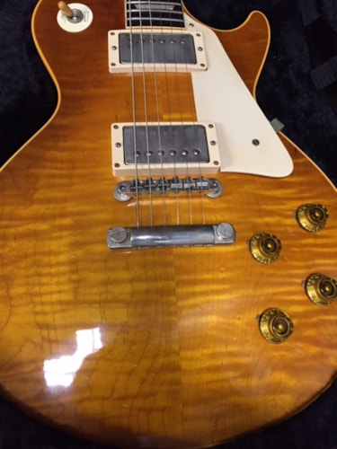 2010 Gil Yaron 59 burst Dirty Lemon