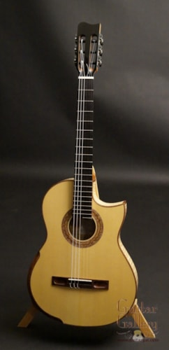 2010 Greenfield C2 Flame Rock Maple, Near Mint, Original Hard, Call For Price!