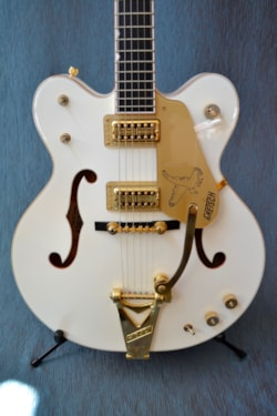 2010 Gretsch White Falcon