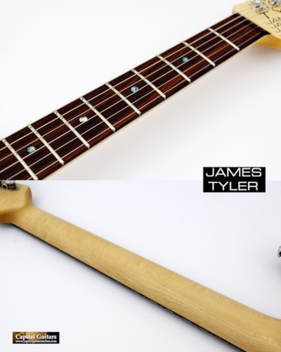 2010 James Tyler Studio Elite Caramel Cappuccino