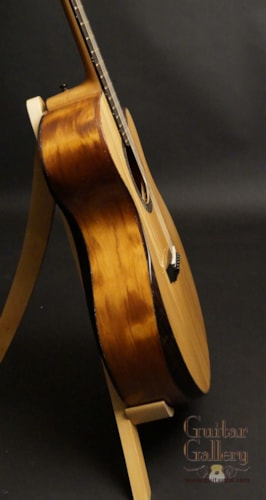 2010 Laurie Williams Tui Cutaway Whitebait Ancient Kauri, Near Mint, Original Hard