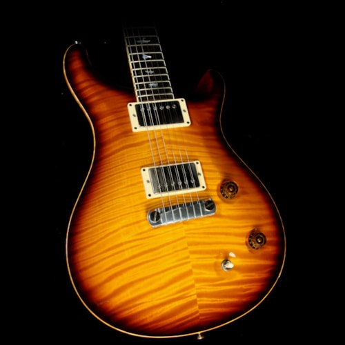 2010 Paul Reed Smith Used 2010 Paul Reed Smith McCarty DC 245 Limited Run Electric Guitar Smokeburst Excellent, $3,199.00