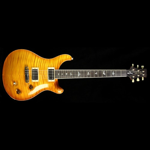 2010 Paul Reed Smith Used 2010 Paul Reed Smith McCarty Double Cut Electric Guitar Vintage Amber Burst Excellent, $2,999.00