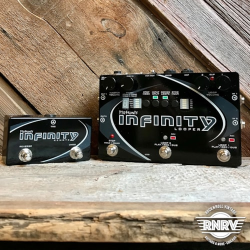 Pigtronix Infinity Looper and Remote Switcher