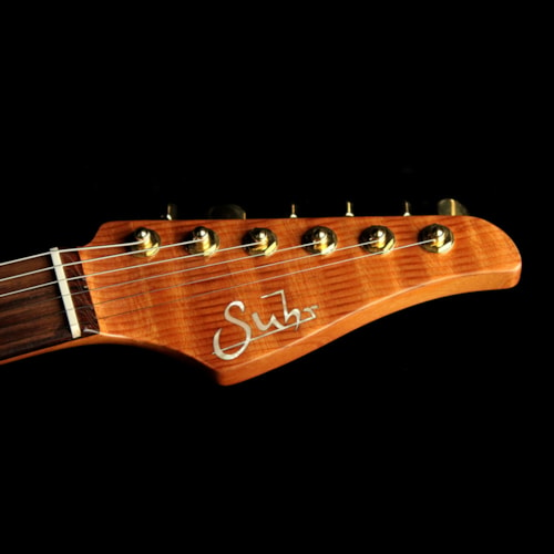 2010 Suhr Used 2010 Suhr Classic T Electric Guitar Natural Redwood Gloss Excellent, $3,299.00