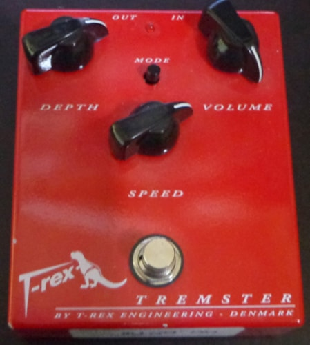 2010 T-Rex Tremster Red, Excellent