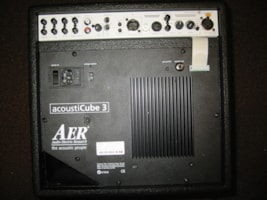 2011 AER ACOUSTICUBE III