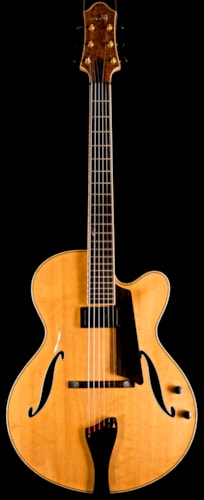 2011 Benedetto  16-B Custom Build Custom / One Off Example Natural, Near Mint, Original Hard, $14,495.00