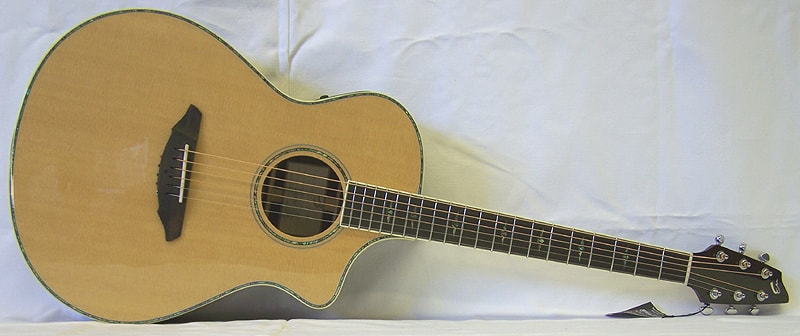 2011 Breedlove CR25/SRe Natural High Gloss, Brand New, Hard, Call For Price!
