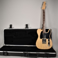 2011 Fender 60th Anniversary Telecaster Electric Guitar w/OHSC