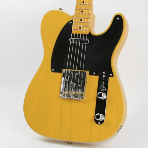 2011 Fender® '52 AVRI Telecaster® Butterscotch Blonde, Excellent, Hard, $1,399.00
