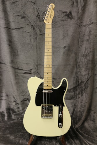 2011 Fender American Special Telecaster Olympic White