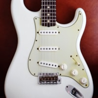 2011 Fender Custom Shop '60 Stratocaster Relic Madagascar RW, '59 C Neck