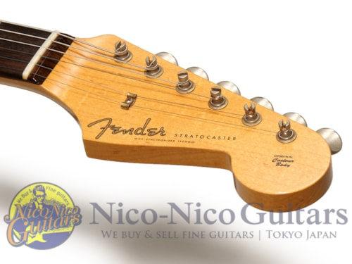 2011 Fender Custom Shop Masterbuilt '59 Stratocaster Closet Classic by Paul Waller Sunburst
