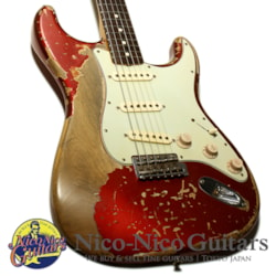 2011 Fender Custom Shop MBS 1964 Stratocaster Heavy Relic Master Built by Jason Smit