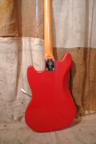 2011 Fender Mustang  Red