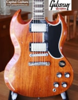 2011 Gibson Custom Dickey Betts Aged/Signed SG #2 of 75